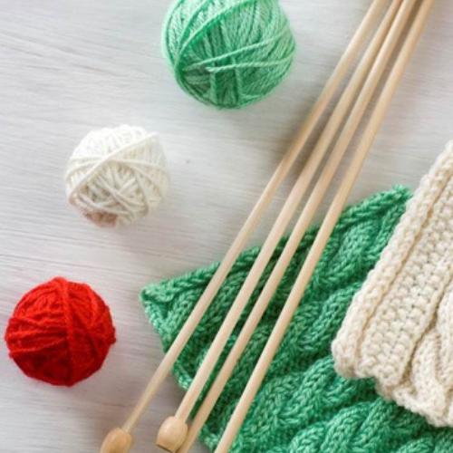 Knitting 101: Beginner