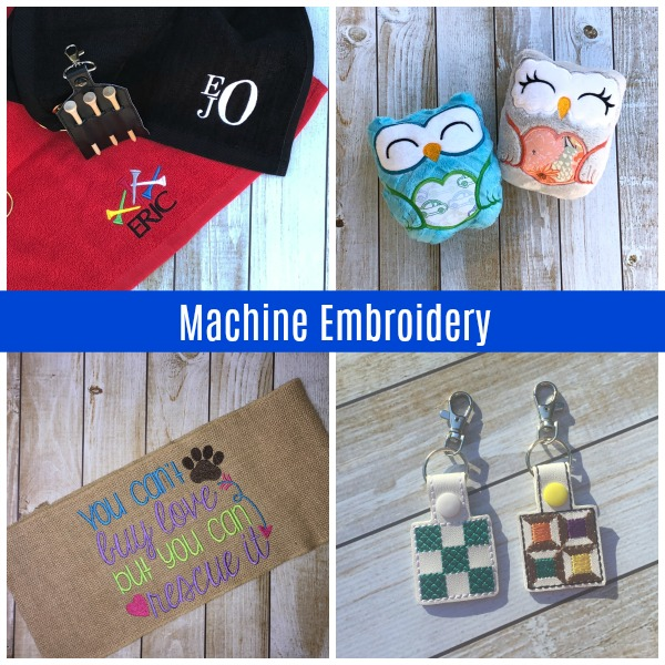 Machine Embroidery Private Lessons - Fabricate Studios